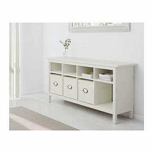 Console Meuble Ikea : hemnes console table white stain ikea ~ Voncanada.com Idées de Décoration