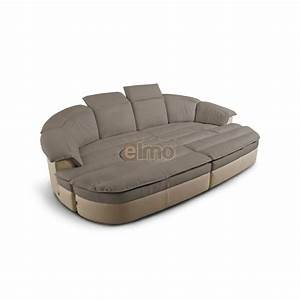 canape contemporain modulable cuir differents coloris With canapé cuir contemporain design
