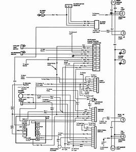 I Need A Wiring Diagram For 79 Ford Tr Or Bronco Tilt