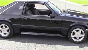 Fox Body Mustang Gt 1990 5.0 - YouTube