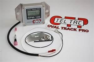 Tel Tac Racing Tachometers