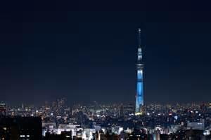Tokyo Sky Tree Night