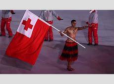 Pita Taufatofua, Tongan Flag Bearer 5 Fast Facts You Need