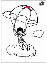 Parachute Coloring Pages Parachuting Colouring Template Nl Funnycoloring Parachutespringen Popular Afkomstig Van Advertisement Sketch 880px 09kb sketch template