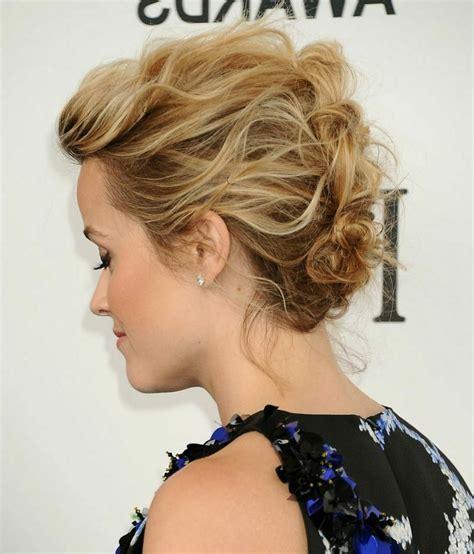 Hochsteckfrisuren Einfach Kurze Haare Hochsteckfrisuren Selber