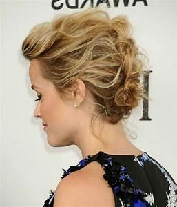 Kurze Haare Locken Machen : hochsteckfrisuren selber machen 6 einfache anleitungen ~ Frokenaadalensverden.com Haus und Dekorationen