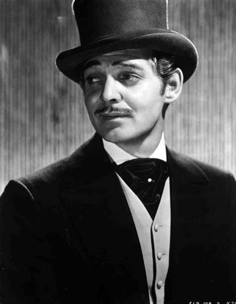 Clark Gable as Rhett Butler publicity still for Gone With