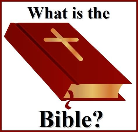 What Is The Bible?  Walking With Yeshua ( Jesus ) Bible