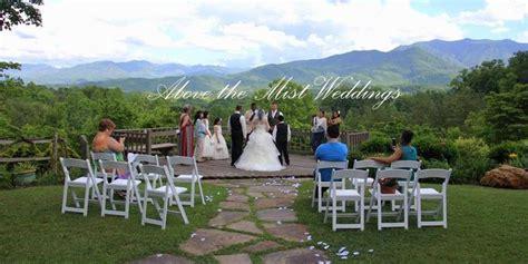 mist mountain view weddings  prices