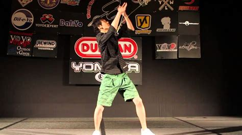 Yasuki Tachibana 2013 World Yo Yo
