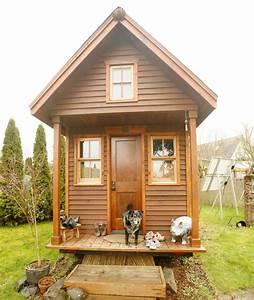 Mini Häuser Kaufen : leben im mini haus acht quadratmeter gl ck haus und minis ~ Whattoseeinmadrid.com Haus und Dekorationen