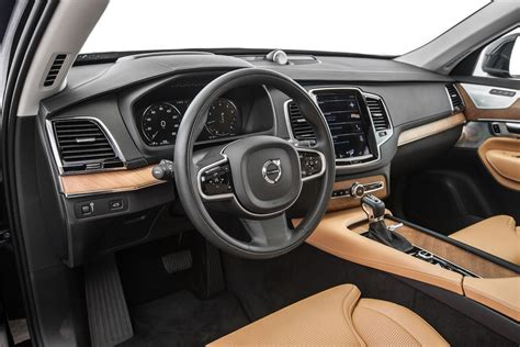 volvo xc90 interior volvo xc90 reviews and rating motor trend