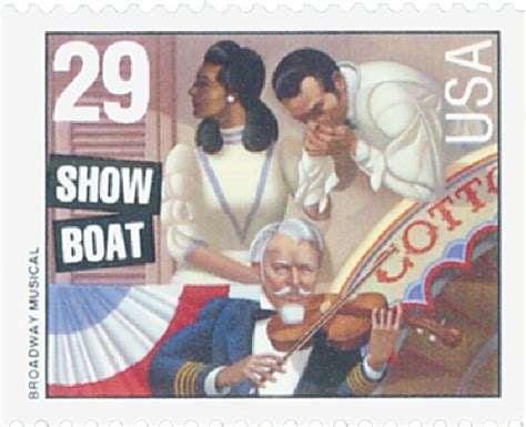 Show Boat Characters by This Day In History December 27 1927 Mystic St