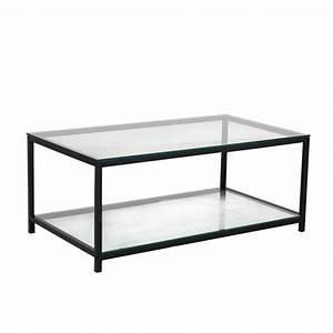 Vitrinenschrank Glas Metall : stil soffbord svart metall glas 1895 kr ~ Sanjose-hotels-ca.com Haus und Dekorationen