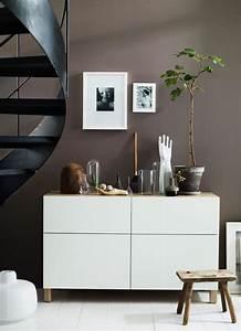 Peinture Murale Blanche : couleur taupe quoi l associer et quoi viter pour ~ Nature-et-papiers.com Idées de Décoration