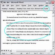 Formatting Quotations For An APA Paper To Cite Quotes APA Format Examples Formatting Quotations For An APA Ways To Format A Block Quote WikiHow Block Quotes In Apa Format QuotesGram