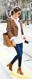10 maneras de combinar tu camisa blanca con jeans - Radio Paula 100.5