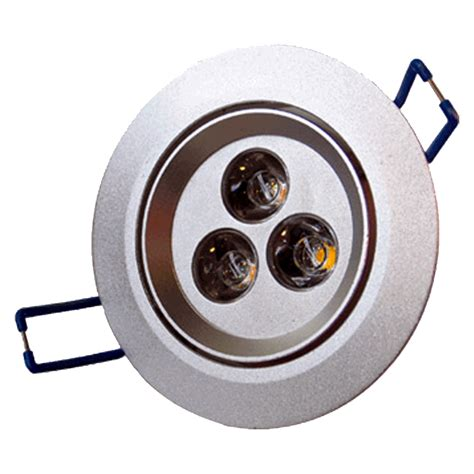 spot encastrable orientable 3w 12 volts lumiere du jour