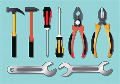 Tools Vector Realistic Icon Screwdriver Mechanic Tool