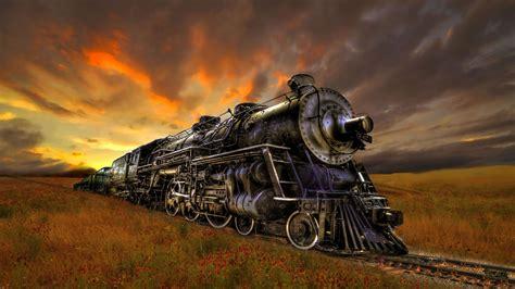 Steam Train Wallpaper Hd