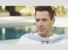 Watch Cover Shoots Robert Downey Jr and His Son Exton