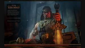 Age of Conan - Part 10 - Visiting King Conan - YouTube  Conan