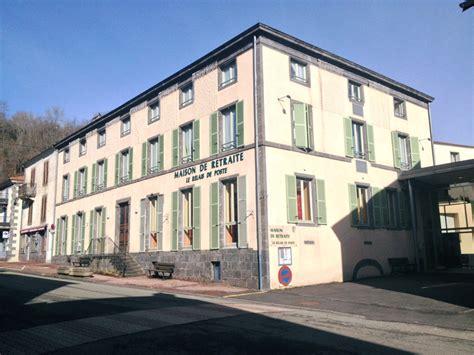 maison de retraite ville de pontgibaud