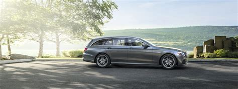 E-class Luxury Performance Wagon