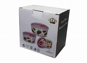 Boite De Rangement Alimentaire : s rie de 3 boites de rangement alimentaire achat en ~ Dailycaller-alerts.com Idées de Décoration