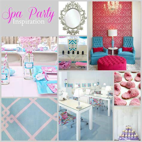 spa ideas girls birthday party idea spa party parties for penniesparties for pennies