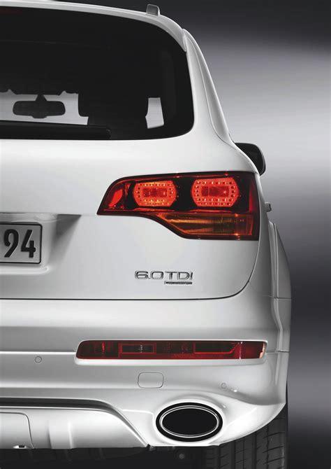 Geneva 2008 Preview 2009 Audi Q7 V12 Tdi Unveiled With