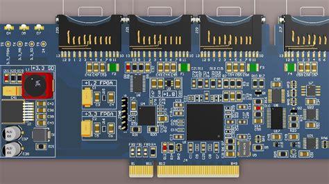 Pcb Master Printed Circuit Board Design Layout