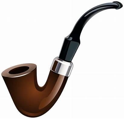 Pipe Clip Smoking Clipart Tobacco Web 1332