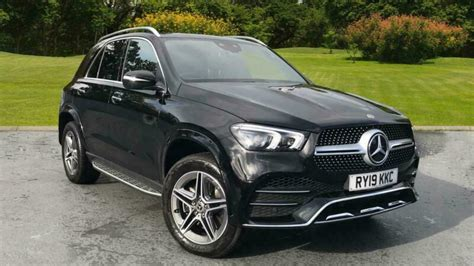 One of the breathtaking vehicles presented at iaa 2019. 2019 Mercedes Benz GLE 400d 4Matic AMG Line Prem + 5dr 9G Tron 7 St Diesel Est   in Bracknell ...