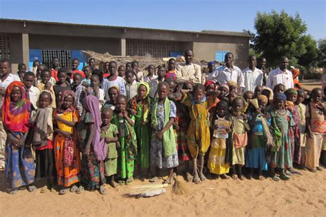 You Made This Possible Darfur Dream Team Progress Report