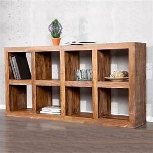 Bücherregale Massivholz : b cherregal aus massivholz f r ein gem tliches ambiente ~ Pilothousefishingboats.com Haus und Dekorationen