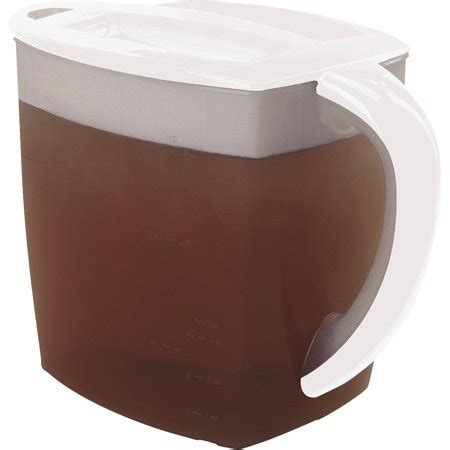 Coffee iced tea maker might begin to crack. Mr. Coffee Ice Tea Maker Replacement Pitcher - Walmart.com
