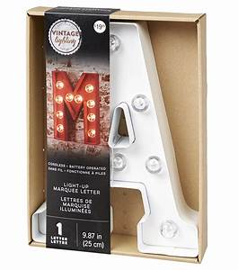 10 in white metal marquee letter k jo ann With white metal marquee letters