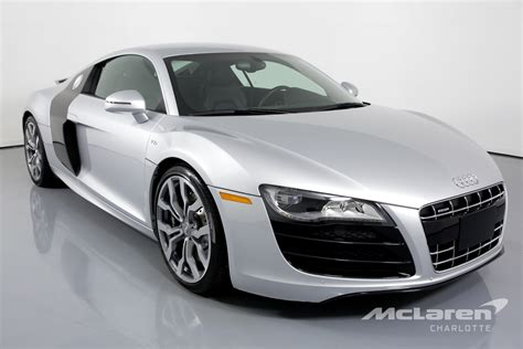 Used Audi R8 by Used 2010 Audi R8 5 2 Quattro For Sale 108 456