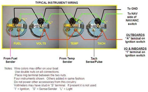 Pontoon Tachometer Problem Page Iboats Boating Forums