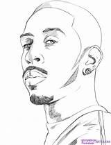 Draw Step Ludacris Dragoart Drawing Sketch Steps Imgs Should sketch template