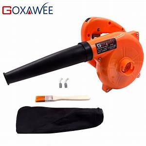 Goxawee 220v 6 Speed Electric Air Blower Vacuum Blowing