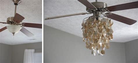 ceiling fan chandelier diy ceiling fan chandelier cheap diy upgrades home