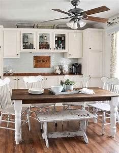 Farmhouse, Table, Diy, Made, From, A, Dumpster, Find