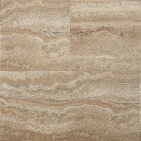 shop stainmaster 1 12 in x 24 in groutable nantucket light brown peel and stick