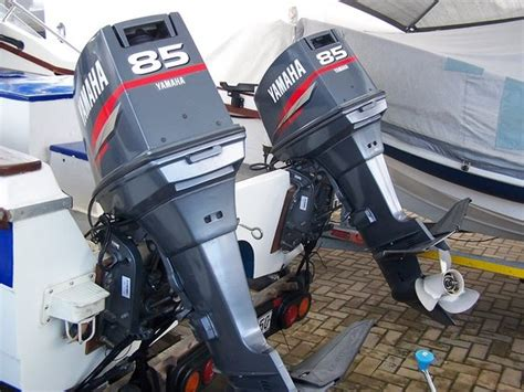 Yamaha Outboard Motors In Canada by Used Yamaha 85hp 4 Strokes Outboard Motor Id 9209631 Buy