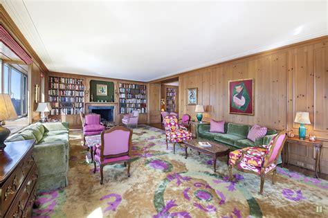 Living On A Boat In New York City by Inside Greta Garbo S New York City Apartment With Views Of