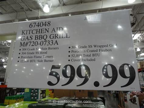 kitchenaid gas bbq grill