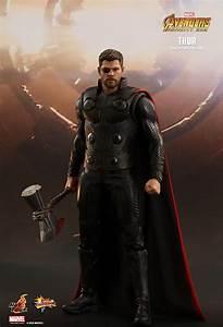 Hot Toys 1/6 Marvel Avengers Infinity War MMS474 Thor 12 ...