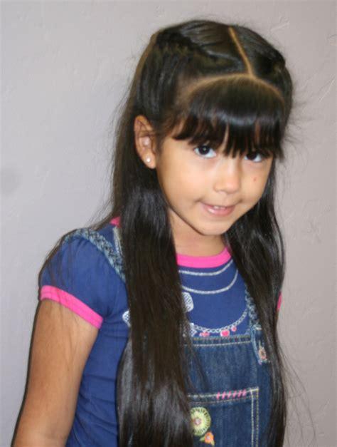 Hair Style Kids Girl